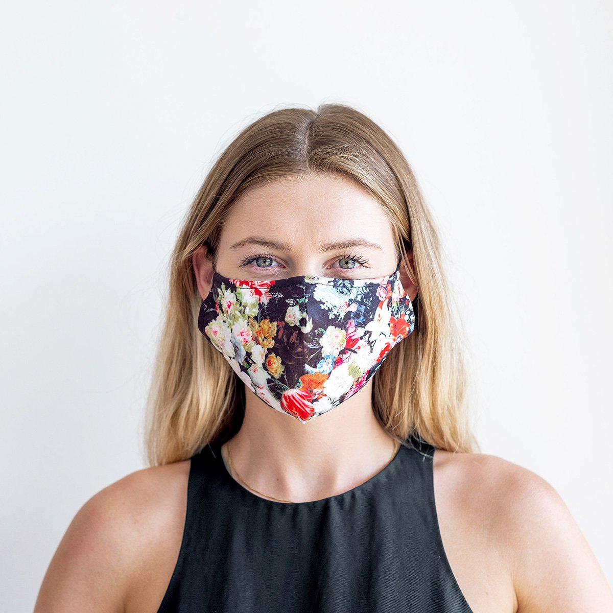 Adjustable Face Mask - Dahlia