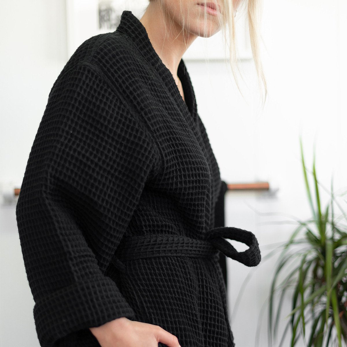 Guild Robe - Black - Small