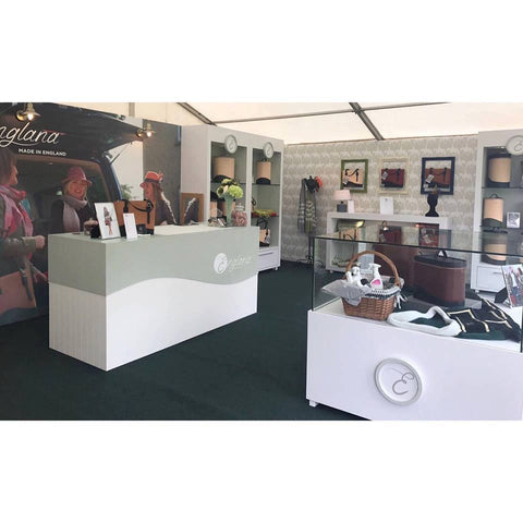 Englana® Stand at Hickstead