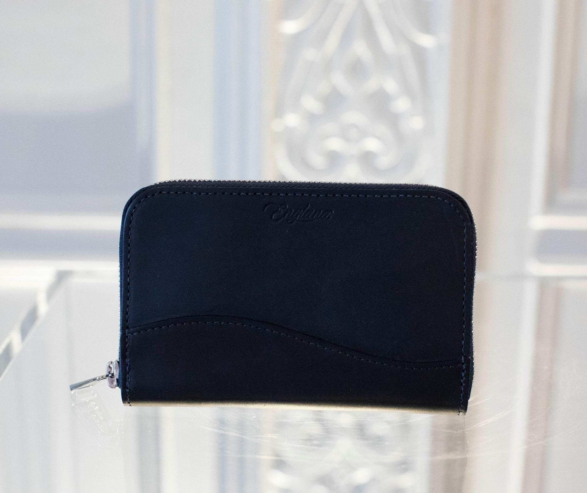 The Harry - English Black Purse