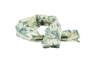 Englana | The Bertie Grey English Scarf