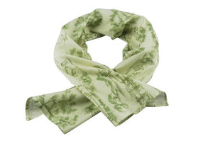 Englana | The Bertie Green English Scarf