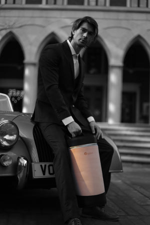 leather-luggage, classic-car-luggage, morgan-car-luggage, wedding-luggage, wedding-list-gift