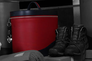 Luxury Boot bag. English leather. Luxury luggage.