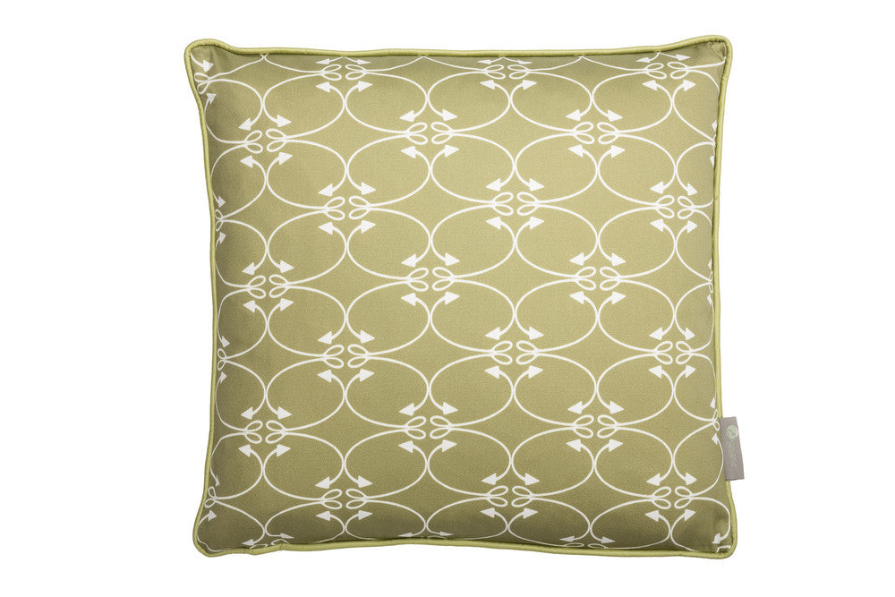 Fishing design scatter cushion in Green . Luxury-home-furnishing, good-house-keeping-cushions, Modern- red-cushions, farmhouse-style-cushions.
