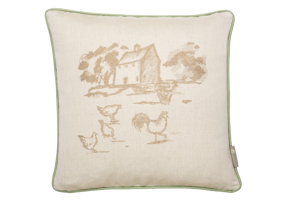 Country home cushions, as seeen in good house keeping. Exclusive cushions.