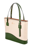 The Darcy - Goodrich Collection English Green Tote Bag