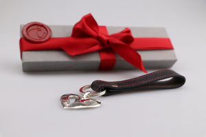 valentines gift keyring - add initials for perfect gift