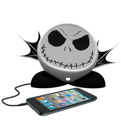 Nightmare Before Christmas Jack Skellington Rechargeable Speaker