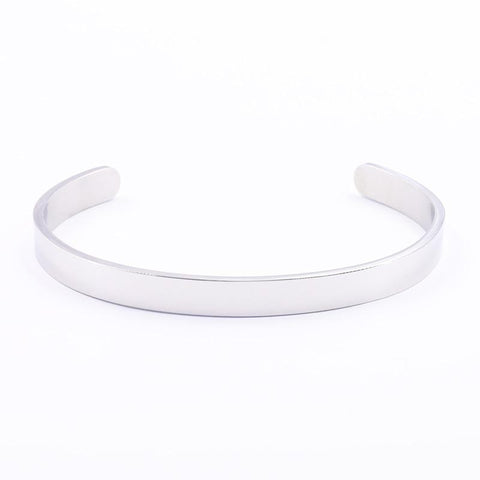 INNER ENGRAVED INSPIRATIONAL CUFF BRACELET BANGLE(BUY 1 GET 1 FREE)