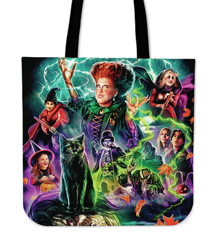 LIMITED EDITION HOCUS POCUS PREMIUM TOTE BAG