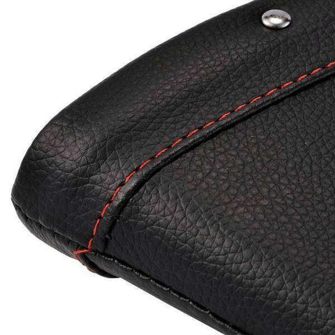 Car leather pocket