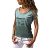 Image of Alabama Girl Cut Loose Shoulder T-shirt