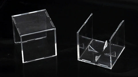 Acrylic Baseball box