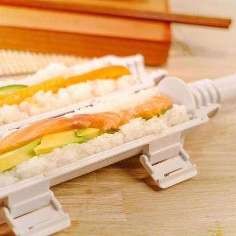 The Ultimate Bazooka Sushi