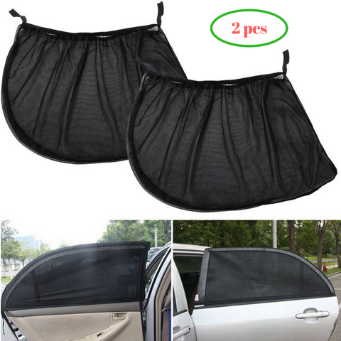 2 Pcs Car Sun Shades