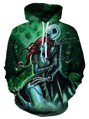 LIMITED EDITION SKELLINGTON HOODIE