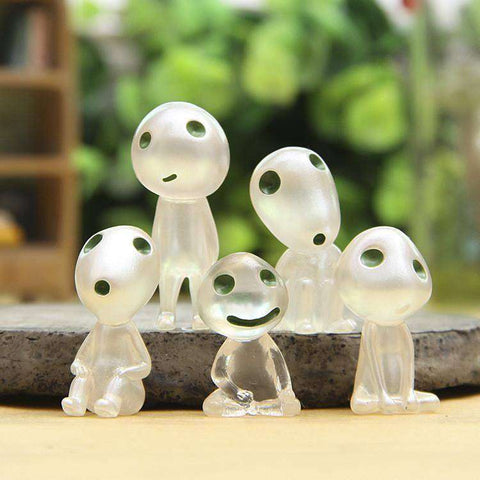 LUMINOUS KODAMA BOX of (5)