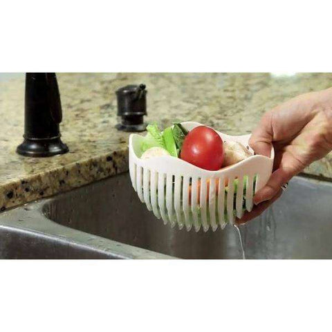 60 seconds Salad Maker Bowl