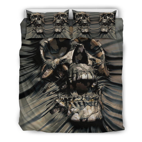 THE SCREAM BEDDING SET COVER