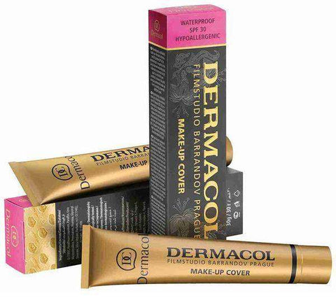 Dermacool Base Make-up Foundation - 65% OFF
