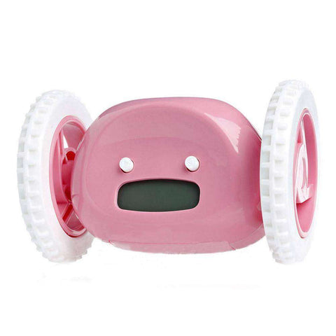 CLOCKY - THE RUNAWAY ALARM CLOCK