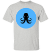Image of The octopus Ultra Cotton T-Shirt