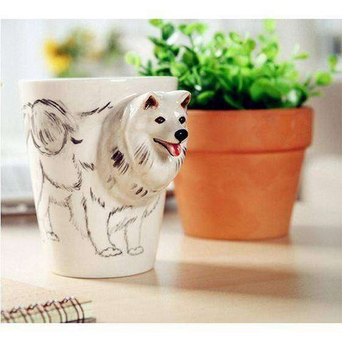 THE ULTIMATE 3D PET MUG