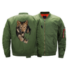 Image of WOLF BOMBER JACKET - LIMITED EDITION