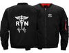 Image of REGISTERED NURSE BOMBER JACKET - LIMITED EDITION
