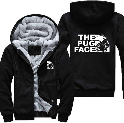 THE PUG FACE JACKET - LIMITED EDITION