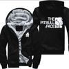 Image of THE PITBULL FACE JACKET - LIMITED EDITION