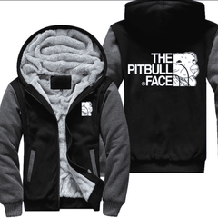 THE PITBULL FACE JACKET - LIMITED EDITION