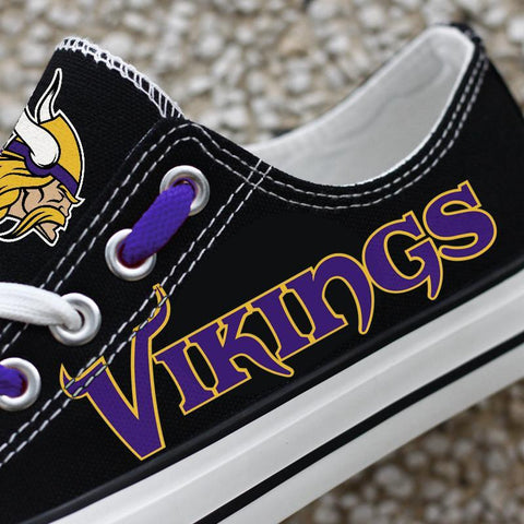 VIKINGS CANVAS LIMITED EDITION