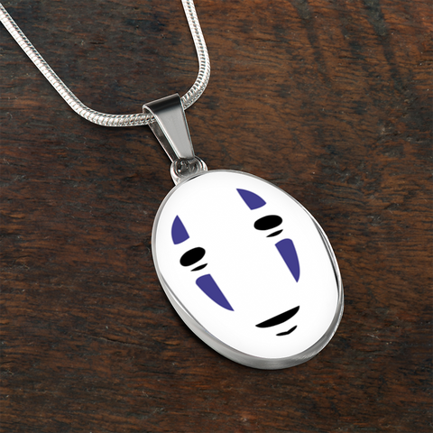 NO FACE LUXURY HIGH QUALITY NECKLACE