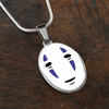 Image of NO FACE LUXURY HIGH QUALITY NECKLACE