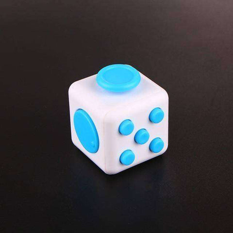 FIDGET CUBE - THE ULTIMATE STRESS RELIEVER TOY SALE PRICE