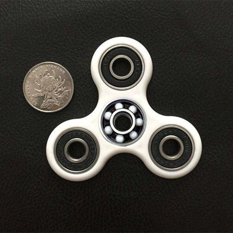 Fidget Toy Hand Spinner Triple Arms