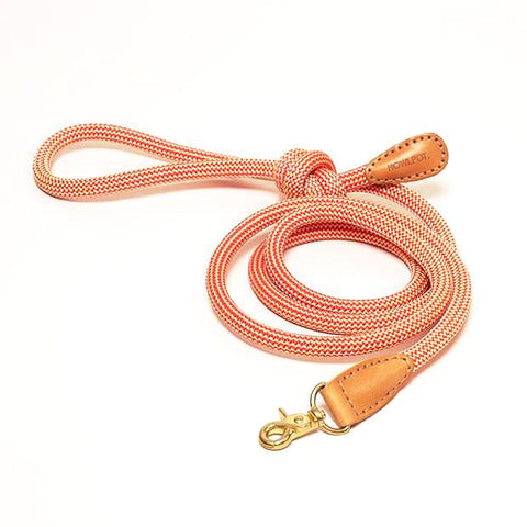 Howlpot We Are Tight: Rope Dog Leash | Coral Ade - FURRPLAY