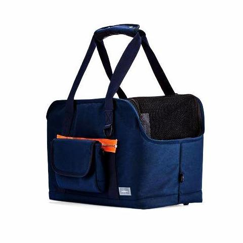andblank® Pet Carrier | Navy - FURRPLAY