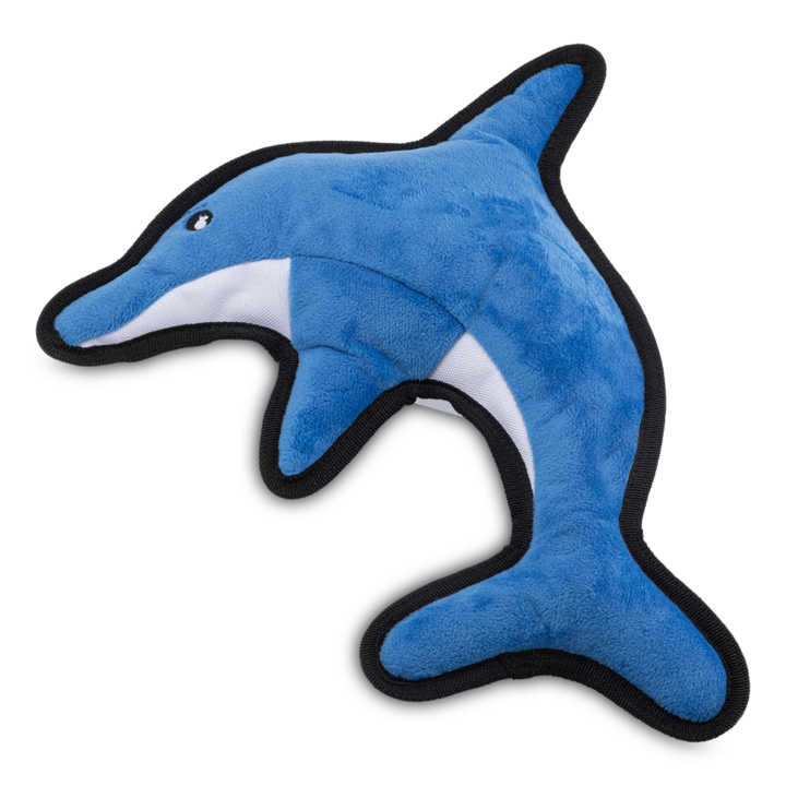 Recycled Rough & Tough Dolphin - FURRPLAY