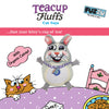 Bunny Cat Toy | Teacup Fluffs