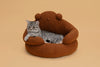 Bear Pet Bed