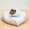 Urbanest Pet Bed | Grey x White - FURRPLAY