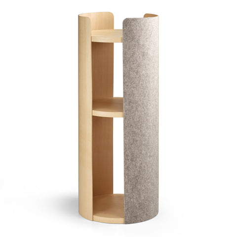 MiaCara Torre Cat Scratching Post | 3 Colors - FURRPLAY