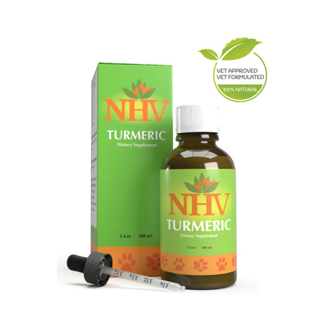 NHV Turmeric For Cats - FURRPLAY