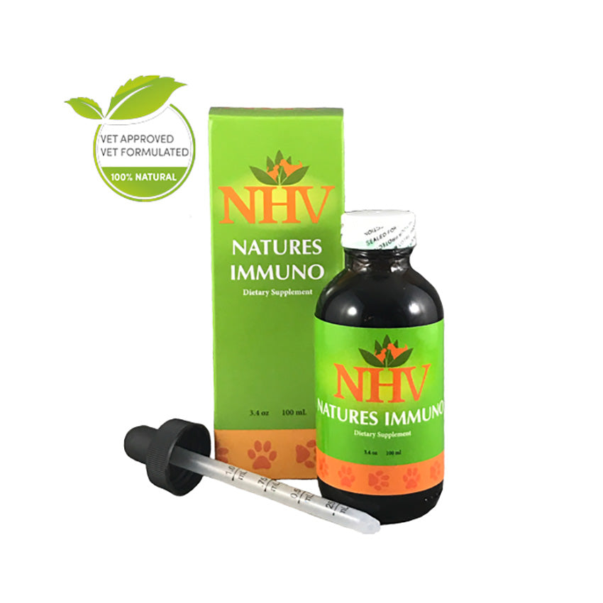 NHV Natures Immuno For Cats - FURRPLAY
