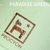 Procyon Cool Bowl - Paradise Green - FURRPLAY