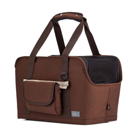 andblank® Pet Carrier | Brown - FURRPLAY