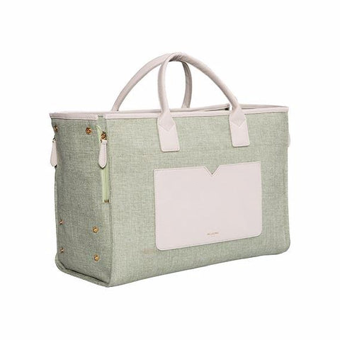 Milliong Bella Tote | Leaf Green - FURRPLAY